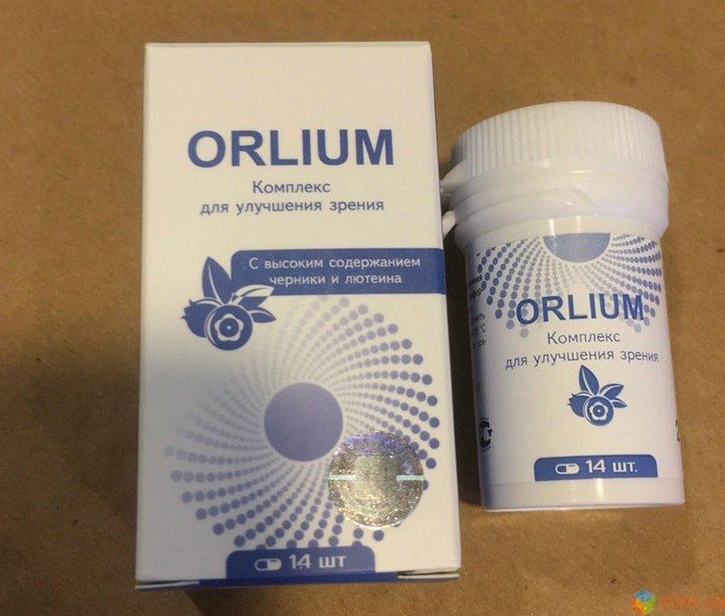 Капли Орлиум - купить в аптеке, цена