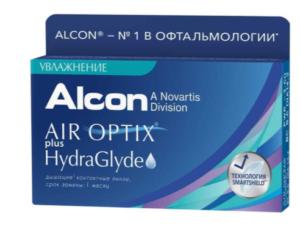 Air Optix Hydra Glyde