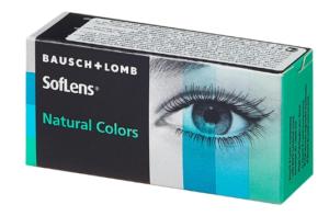 Bausch & Lomb SofLens Natural Colors New (2 линзы)