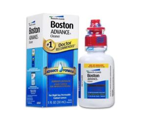 Раствор Bausch & Lomb Boston Advance Cleaner